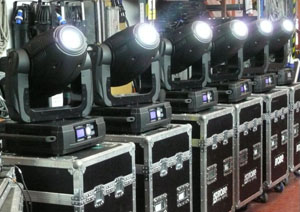 Lighting hire