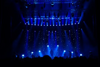 Newton Faulkner 2014 – Lighting hire and design, Martin's Lights, Reading.