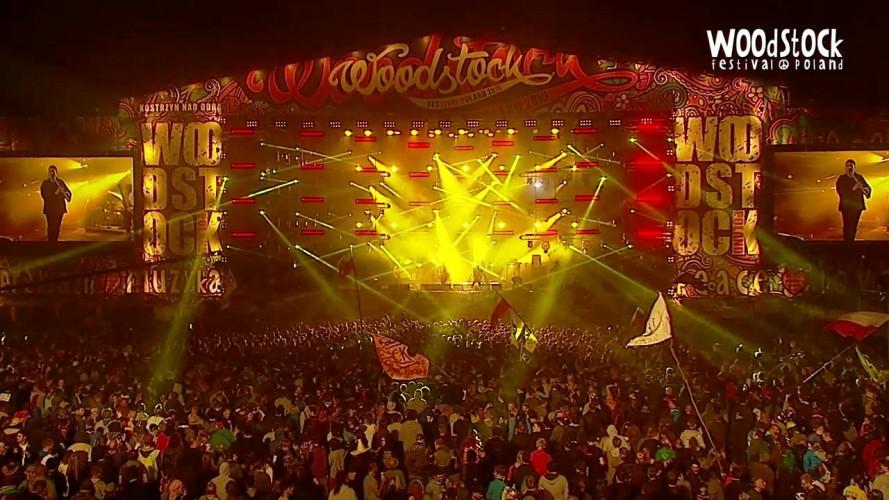 Afro Celt Sound System, Woodstock festival, Poland, July 2015