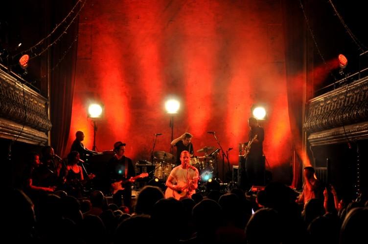 James Morrison, Wilton's Music Hall, London, August 2015